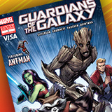 Visa and Marvel Release New Comic Teaching Kids About Money