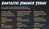 Finance Terms